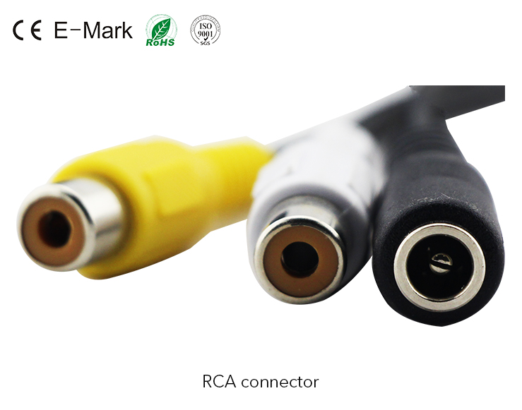 Tailer connector CB-001