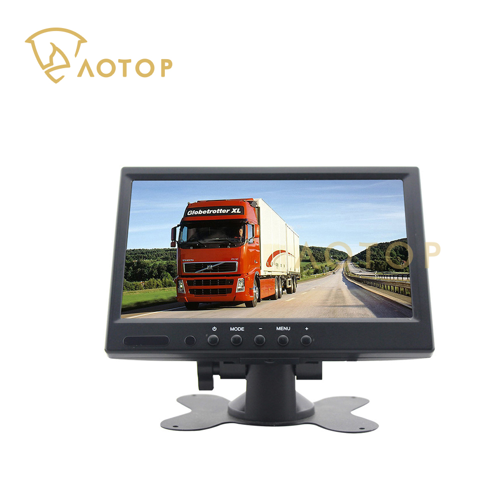 7'' digital lcd backup monitor CM-700E