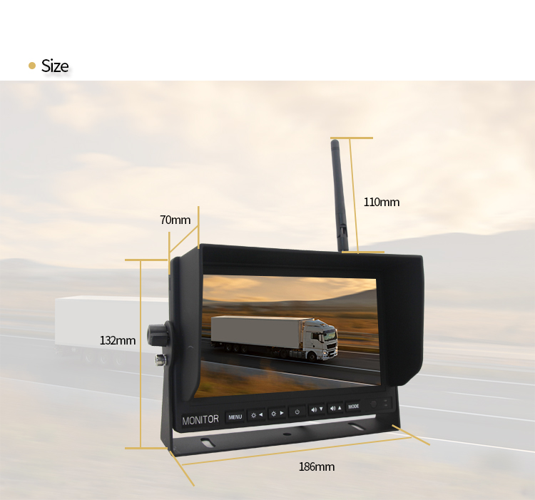 Wireless Rearview System
